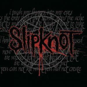 Slipknot Splattered Seinälippu 100% Polyesteria