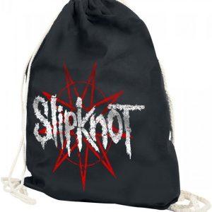 Slipknot Star Logo Treenikassi