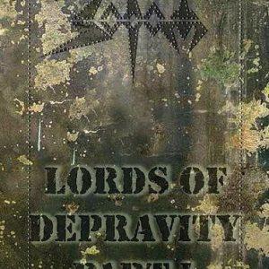 Sodom Lords Of Depravity DVD