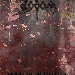 Sodom Lords Of Depravity Part Ii DVD
