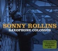 Sonny Rollins - Saxophone Colossus (2CD)