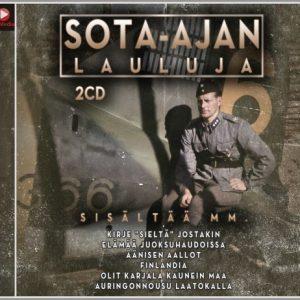 Sota-ajan lauluja (2CD)