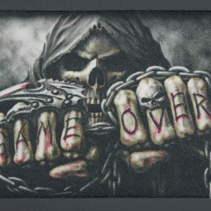Spiral Game Over Ovimatto