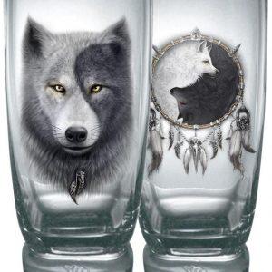 Spiral Wolf Chi Juomalasisetti