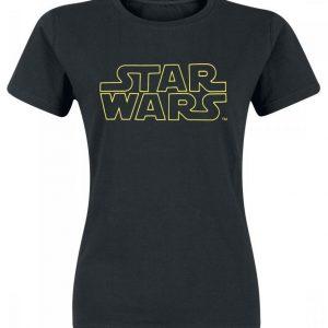 Star Wars Logo Naisten T-paita