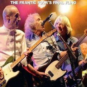 Status Quo Frantic Four's Final Fling Live In Dublin DVD