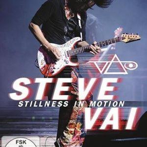 Steve Vai Stillness In Motion: Vai Live In L.A. DVD