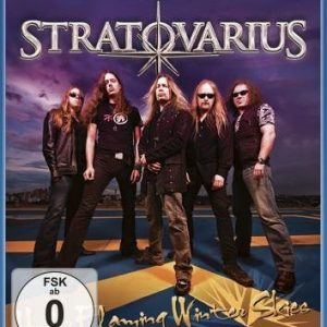 Stratovarius Under Flaming Winter Skies Live In Tampere Blu-Ray