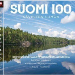 Suomi 100 - Sävelten lumoa CD