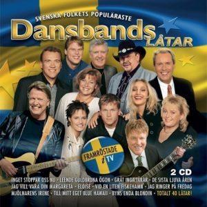 Svenska Folkets Populäraste Dansbandslåtar (2CD)