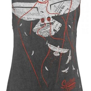 System Of A Down Emp Signature Collection Naisten Toppi
