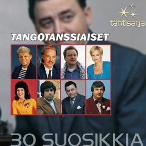 Tähtisarja - Tangotanssiaiset (2CD)
