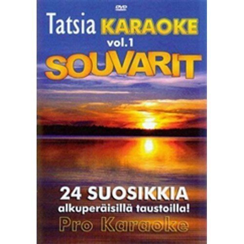 Tatsia Karaoke vol. 1 - Souvarit
