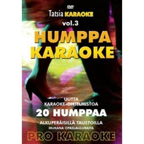 Tatsia Karaoke vol. 3 - Humppa karaoke