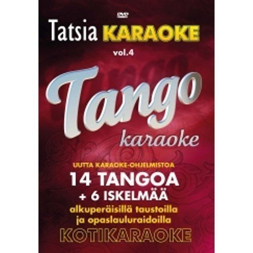 Tatsia Karaoke vol. 4 - Tango karaoke