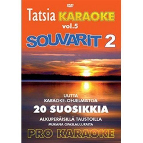 Tatsia Karaoke vol. 5 - Souvarit 2