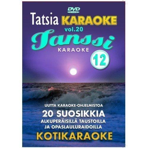 Tatsia karaoke vol. 20 - Tanssi karaoke 12