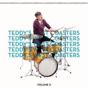 Teddy's West Coasters - Volume 2