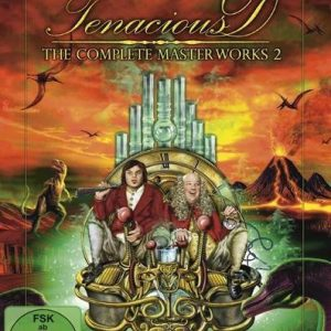 Tenacious D The Complete Masterworks 2 Blu-Ray