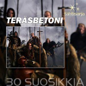 Teräsbetoni - Tähtisarja - 30 Suosikkia (2CD)