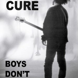 The Cure Boys Don't Cry Juliste Paperia