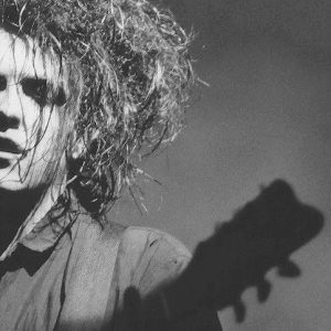 The Cure Robert Smith Juliste Paperia