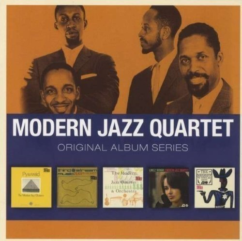 The Modern Jazz Quartet - Original Album Series (5CD)