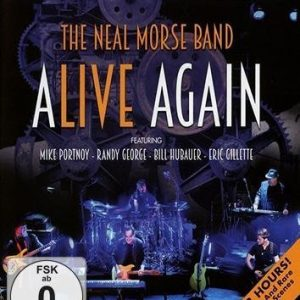 The Neal Morse Band Alive Again Blu-Ray