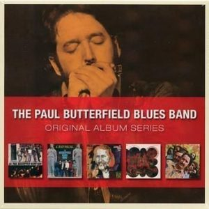 The Paul Butterfield Blues Band - Original Album Series (5CD)