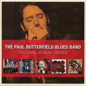 The Paul Butterfield Blues Band - Original Album Series (5CD)
