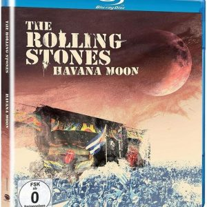 The Rolling Stones Havana Moon Blu-Ray