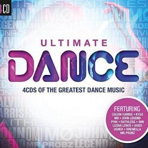 The Ultimate Dance (4CD)