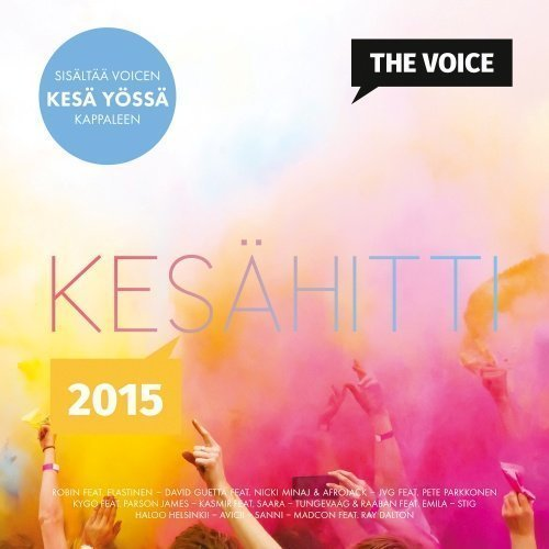 The Voice Kesähitti 2015 (2CD)