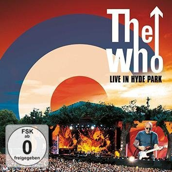 The Who Live In Hyde Park DVD