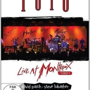 Toto Live In Montreux 1991 DVD