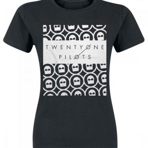 Twenty One Pilots Interlock T-paita