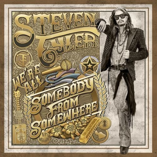 Tyler Steven - We're All Somebody From Somewhere