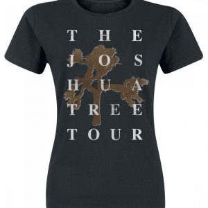 U2 Joshua Tree T-paita