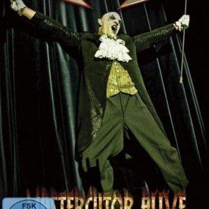 U.D.O. Mastercutor Alive DVD