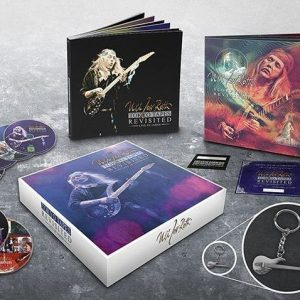 Uli Jon Roth Tokyo Tapes Revisited Live In Japan Blu-Ray