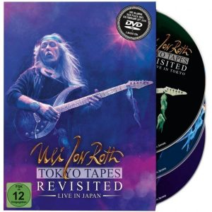 Uli Jon Roth Tokyo Tapes Revisited Live In Japan DVD
