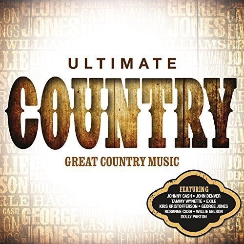 Ultimate... Country (4CD)