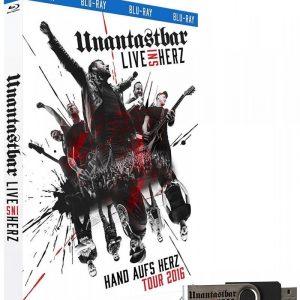 Unantastbar Live Ins Herz Blu-Ray