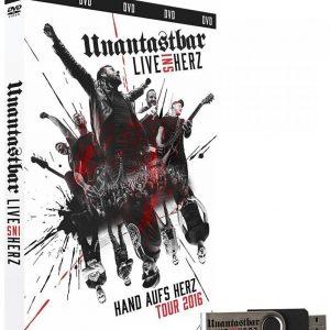 Unantastbar Live Ins Herz DVD