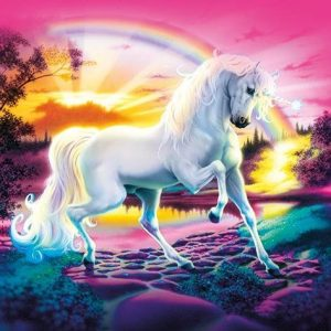 Unicorn Always Be Yourself Juliste