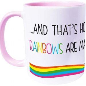 Unicorn ... And That's How Rainbows Are Made Muki
