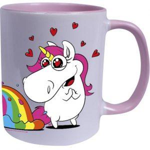 Unicorn Kotzendes Einhorn Ostern Muki