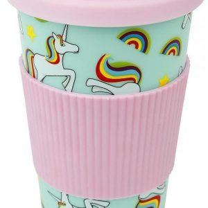 Unicorn Travel Mug Kahvimuki