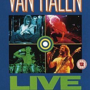 Van Halen Live Without A Net DVD