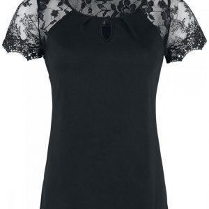 Vive Maria Black London Shirt Naisten T-paita